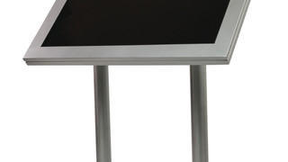 Peerless-AV Announces Three New Flat Panel Kiosk Enclosures – Easy-to-Assemble, Secure, Sleek Design Ideal for High-Traffic Areas