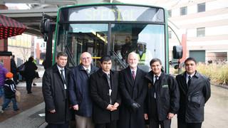 Turkmenistan Transportation Officials Visit RTA