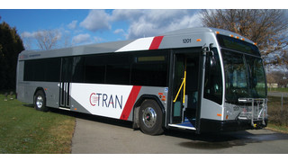 C TRAN Makes Improvements With Four New Gillig Buses