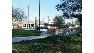 Transit Center Tailhead Honored with State Award