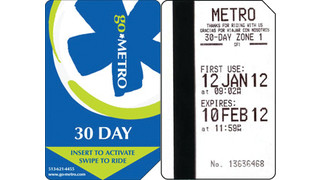 Metro Introduces New 30-Day 'Rolling' Passes