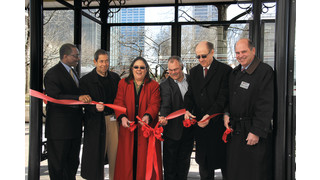 COTA Dedicated First Passenger Shelters on Capitol Square
