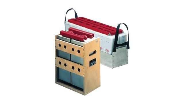Saft SRX Ni-Cd Batteries