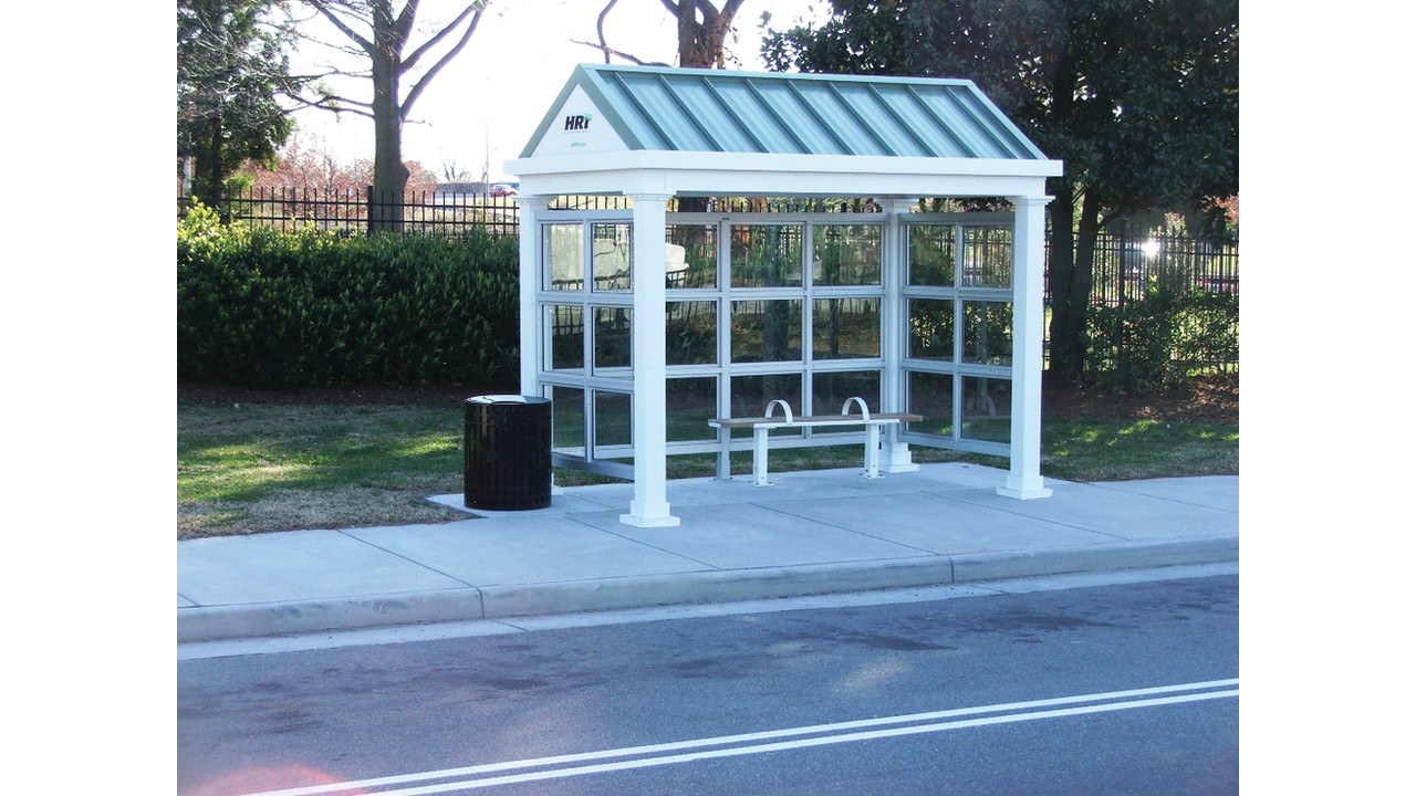 Bus Stop Shelters Mass Transit