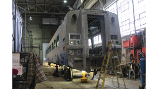 Major Overhaul for Via Rail's Corridor Fleet