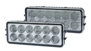 ECCO's New Single and Modular LED Worklamps