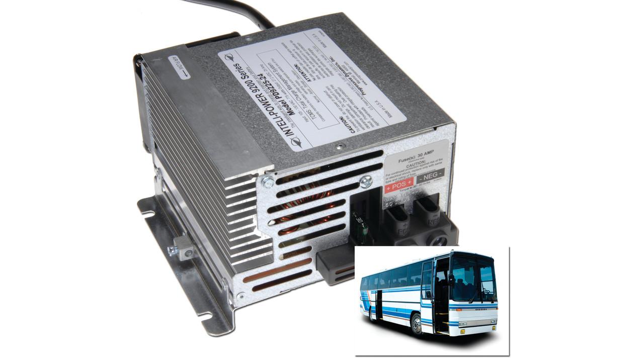 New 24 Volt Power Converter Battery Charger Mass Transit