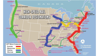 Funding High-Speed Transportation in America with Public-Private Partnerships
