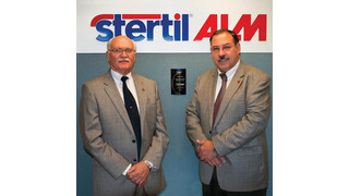Stertil ALM Honored as Business of the Year