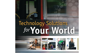 Technology Solutions For Your World
