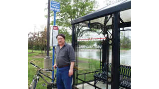 Laketran Helps Riders' Bike to Work Experience
