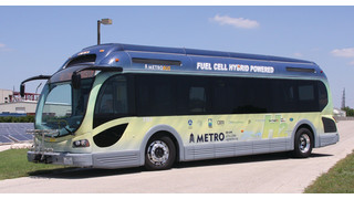 Capital Metro to Test Hydrogen Bus in University Shuttle Service