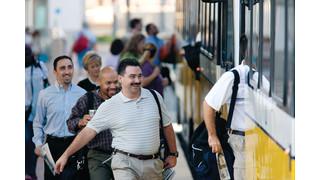 TX: DART Marks 250,000,000 Light Rail Passenger Trips