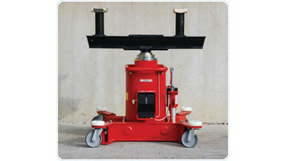 Stertil-Koni Announces Free-Standing Rolling Pit Jack Product