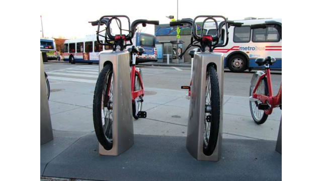 Closing the Gap - Bike Shares Help Complete the 'Last Mile'