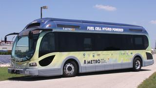 Capital Metro to Test Hydrogen Bus in University Shuttle Service