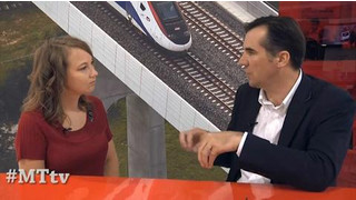 Mass Transit TV: 7/20/12 - UIC World Congress on HSR 2012