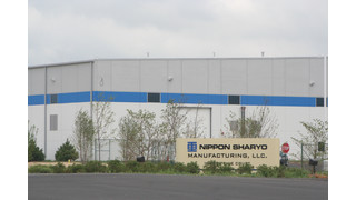 Nippon Sharyo Opens Facility in Rochelle