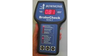 Bowmonk BrakeCheck Series 2