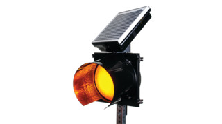 R247-E Solar 24-Hour Flashing Beacon