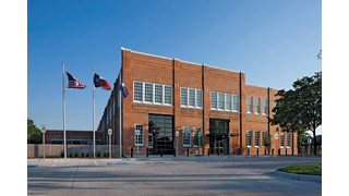 Creative Transformation of Former Maintenance Facility to Transit Police Headquarters