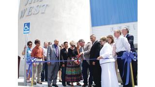 NCRTD Dedicates Jim West Regional Transit Center