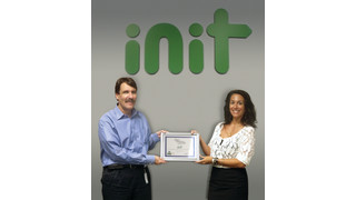 INIT Goes 100 Percent Green with Zero Waste to Landfill Certification