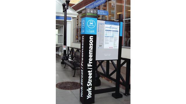 CHK America to Develop 2,300 Wayfinding Panels for Hampton Roads Transit Customer Information Project