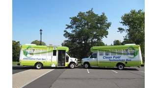 GHTD Adds Four Alternative Fuel Vehicles to Paratransit Fleet
