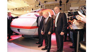 Deutsche Bahn Showcased Spectrum of Rail Services at InnoTrans 2012