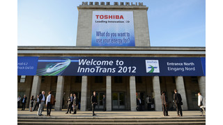 InnoTrans 2012 - Day One 9/18/12