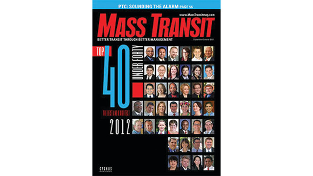 Mass Transit Announces its Top 40 Under 40 List