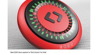 EAO Releases 'All-in-One' Door-Opener for Train