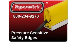 Pressure-Sensitive Safety Edges
