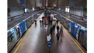 IndigoVision Keeps Metro Security on Track in Rio de Janeiro