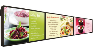 MMD Expands Philips Digital Menu Board Series