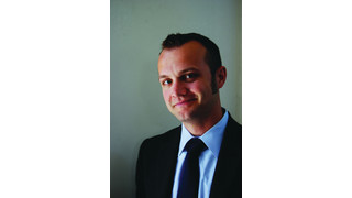Parsons Employee Recognized by Industry Magazine as Top 40 Under 40 for 2012