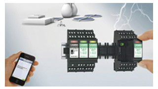 Phoenix Contact Introduces Intelligent MCR Surge Protection Device