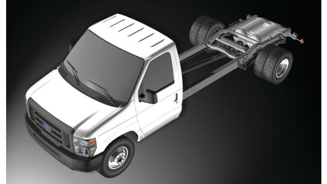 ROUSH CleanTech Propane Autogas Ford E-450