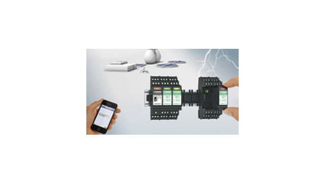 Phoenix Contact Introduces Intelligent MCR Surge Protection Device