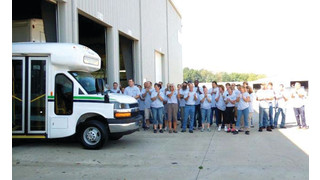 ARBOC Specialty Vehicles Celebrates 1000th Bus