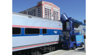 Amtrak St. Louis Orders Mobile Bitimec Train Wash