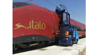 Bitimec Equipment to Service Trains on Europe's First Privately Held HSR Line