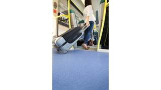 Altro Transflor Momentum – compliant flooring for the rail industry