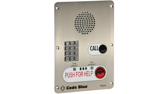 IP5000 Full Duplex IP Speakerphone