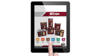 Trojan Battery Launches iPad App