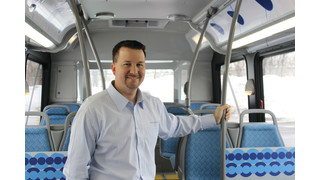 Dawson Named Regional Sales Manager for Nova Bus