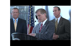 Gov. Bob McDonnell Talks About His 'Virginia's Road To The Future' Plan