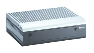 Fanless Embedded System with Intel® Core™2 Duo Processor 2.26 GHz and Intel® GM45 Chipset for Railway PC