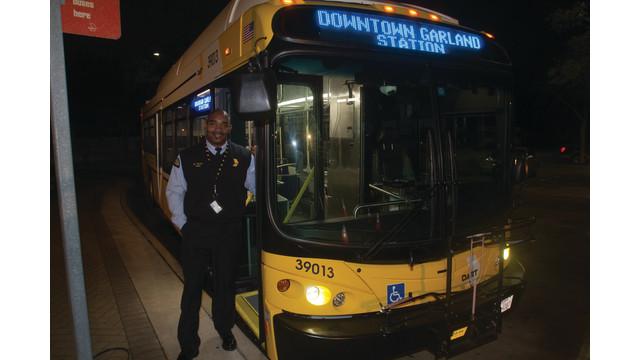 TX: New DART Bus Fleet Yields Environmental Benefits, Huge Savings